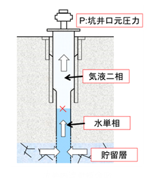 Numerical model of steam-water two-phase wellbore flow